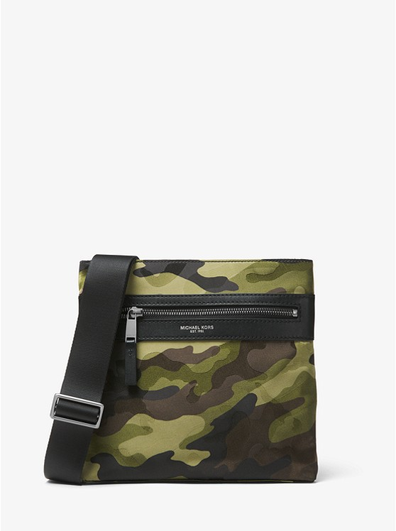 Kent Small Camouflage Crossbody