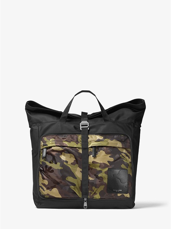Kent Convertible Camouflage Backpack
