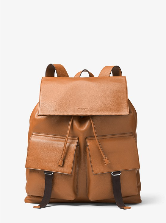 Runway Leather Backpack
