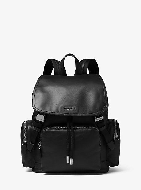 bb10a1dc07e9 Henry Leather Backpack