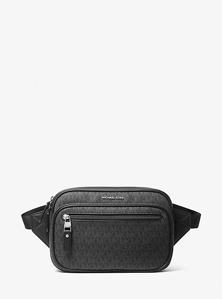 마이클 코어스 맨 벨트백 Michael Kors Hudson Small Logo Belt Bag