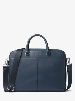 d8520633216c Odin Large Leather Briefcase