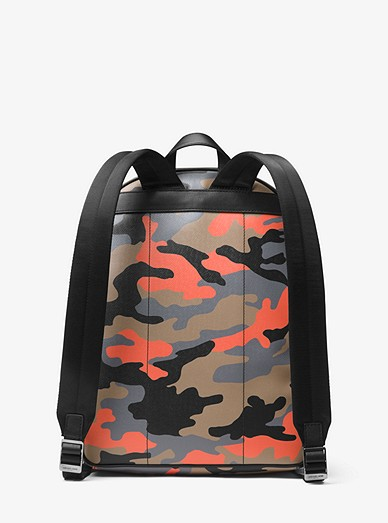 Bryant Camouflage Backpack