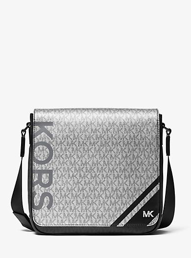 9c49691e96cb michael kors mens · Kent Small Nylon Crossbody · £115.00£115.00. OLIVE.  BLACK. INDIGO. Medium Color-Block Logo Messenger Bag