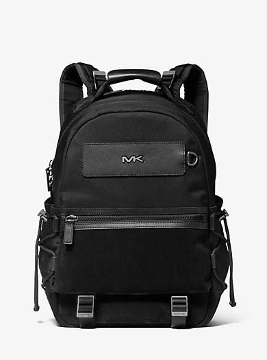 515b511a6bf2 Brooklyn Woven Backpack · michael kors mens · Brooklyn Woven Backpack