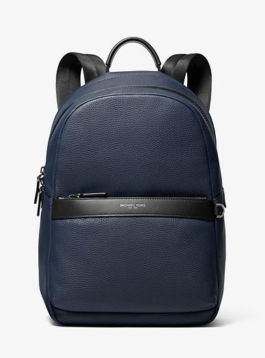 b9d62e72ea9959 Greyson Pebbled Leather Backpack | Michael Kors