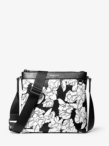f274176eeea4 michael kors mens · Greyson Pebbled Leather Messenger Bag · $248.00$248.00  · Greyson Floral-Print Pebbled Leather Messenger