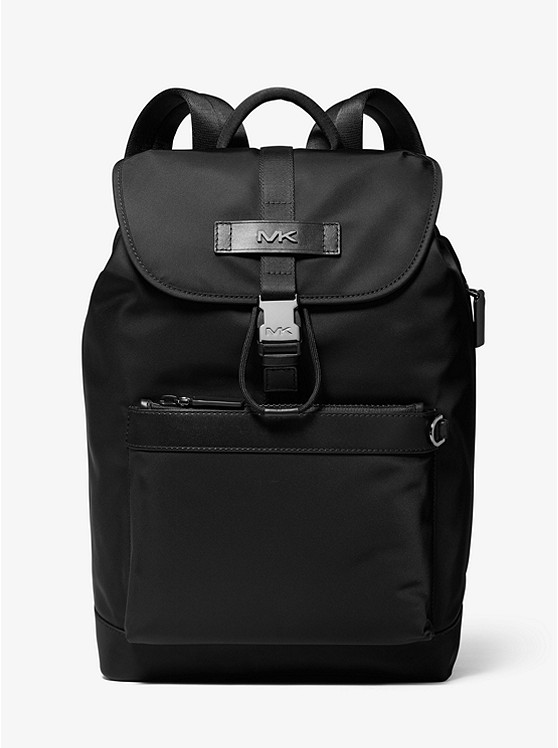 Kent Gabardine Nylon Backpack by Michael Kors Mens