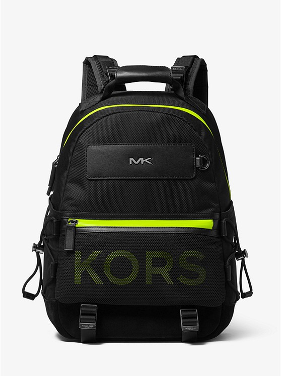 Brooklyn Mesh Backpack by Michael Kors Mens