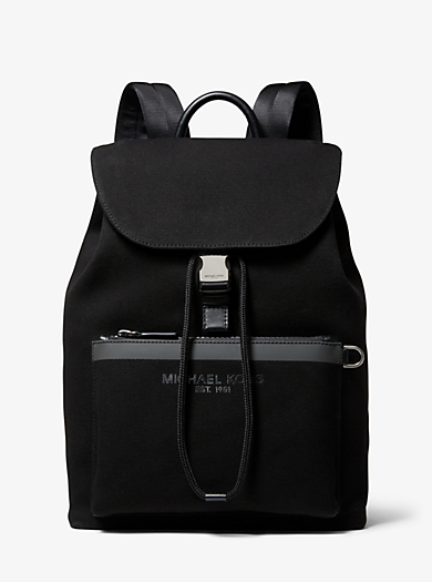 ac688c68d12c Greyson Canvas Backpack · michael kors mens · Greyson Canvas Backpack ·  AU 549.00AU 549.00. NAVY BLACK. NAVY NATURAL. QUICKVIEW. Odin Leather Slim  Billfold ...