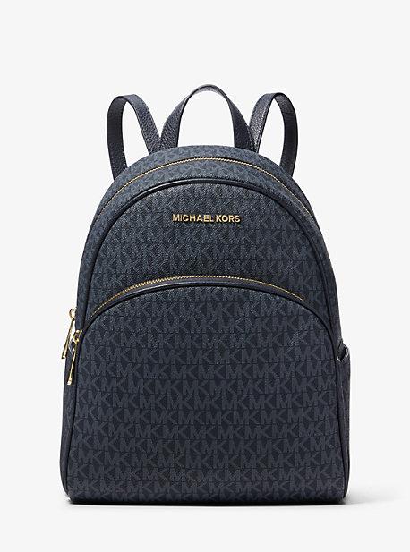 84a63aab2225 Abbey Medium Logo Backpack | Michael Kors