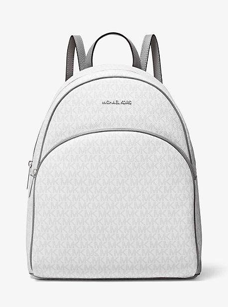 Abbey Large Logo Backpack   Michael Kors