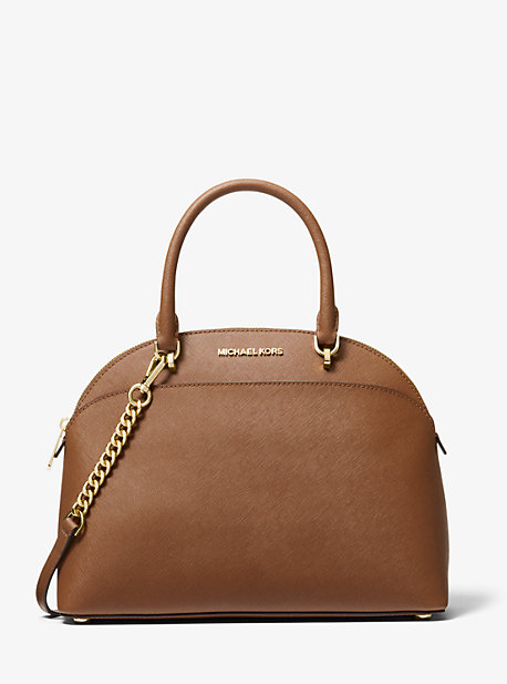 0779bf0f0c8df9 We're sorry, 'Emmy Large Saffiano Leather Dome Satchel' is no longer  available