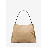 Deals on Michael Michael Kors Nicole Medium Leather Shoulder Bag