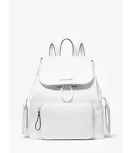 Michael Kors Abbey Medium Perforated Backpack