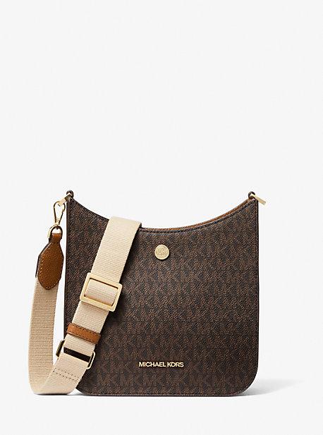마이클 마이클 코어스 브라일리 메신저백 스몰, 로고 - 2 컬러 Michael Michael Kors Briley Small Logo Messenger Bag