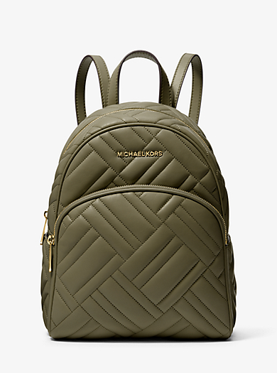 Abbey Medium Quilted Leather Backpack · michael michael kors · Abbey ... 2ca3473cea