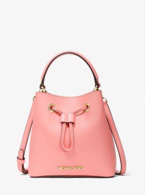 마이클 마이클 코어스 Michael Michael Kors Suri Small Saffiano Leather Crossbody Bag