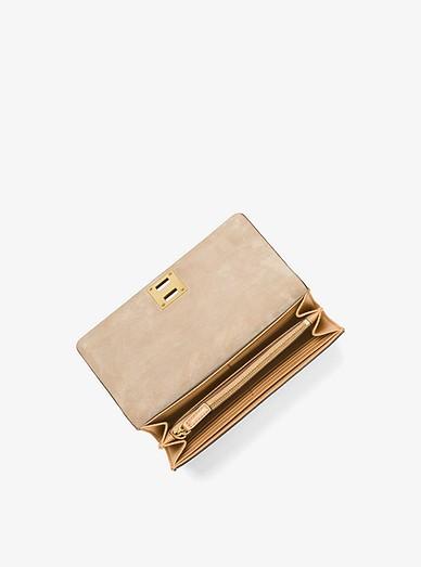 c2168a8e5d81b1 Bancroft Calf Leather Continental Wallet. Bancroft Calf Leather Continental  Wallet. Michael Kors Collection
