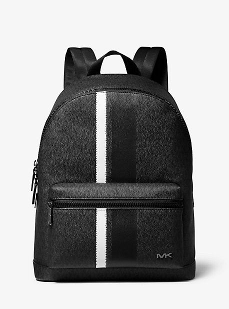 65e2aa84dcde Cooper Logo Stripe Backpack. michael kors ...