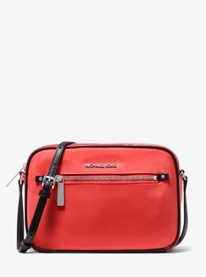 마이클 마이클 코어스 Michael Michael Kors Polly Large Nylon Crossbody Bag