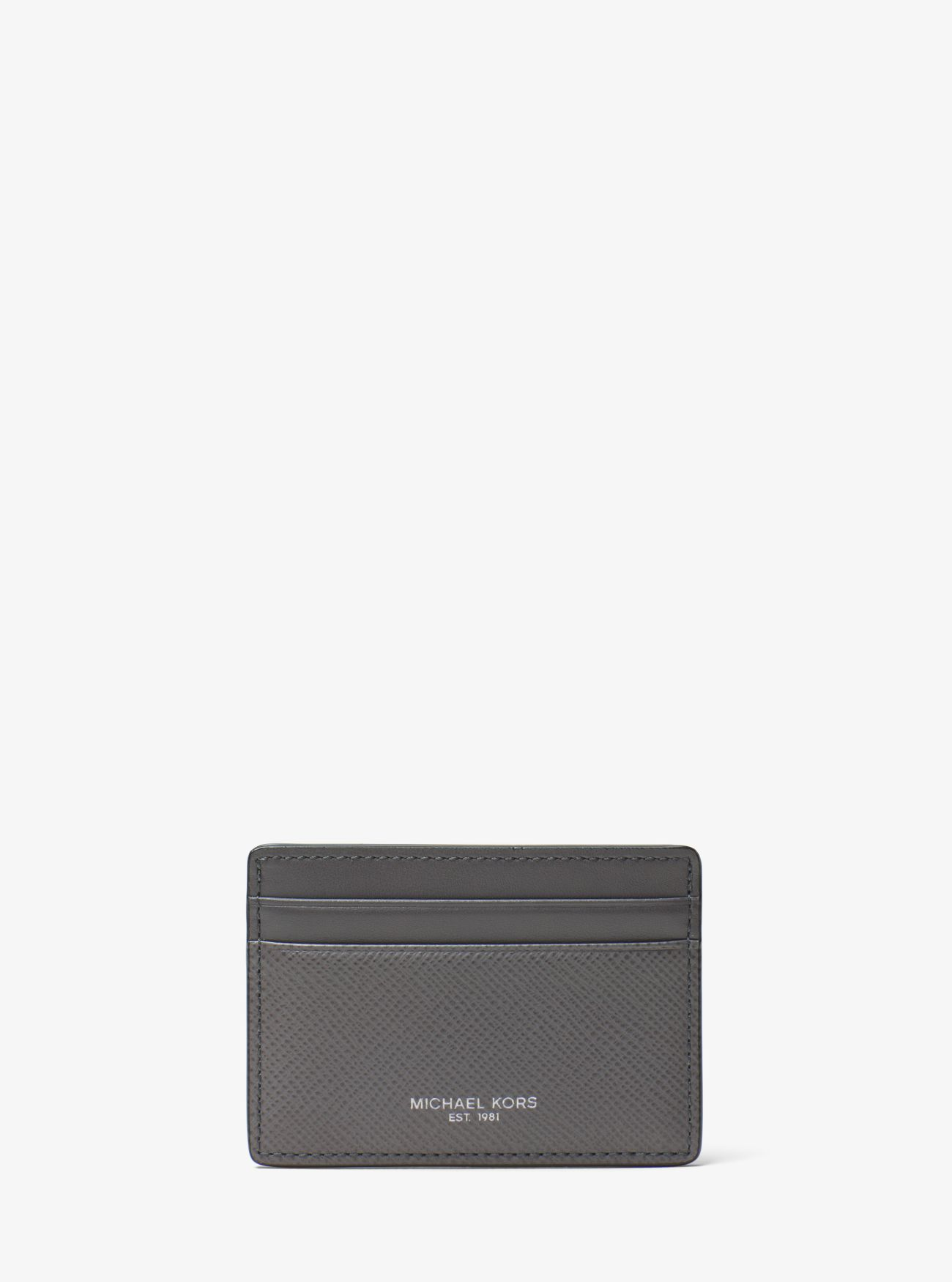 dd82ba93c3a4 Harrison Leather Card Case Harrison Leather Card Case Harrison Leather Card  Case. Michael Kors Mens
