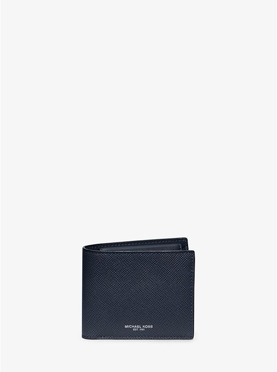 5d34f66c3bb2 Harrison Leather Billfold Wallet