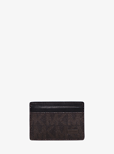 15ef9001fe09 Jet Set Logo Money-Clip Card Case. michael kors mens ...