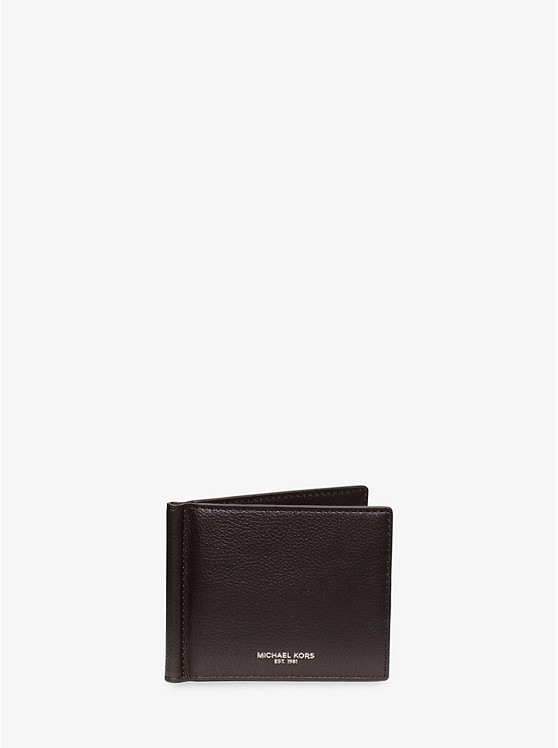Bryant Leather Money Clip Wallet