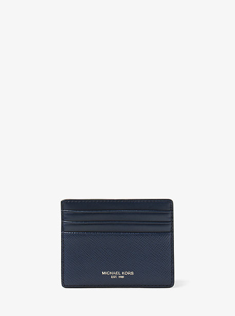 bf2a09e6b1 Card Cases & Card Holders | Men's Wallets | Michael Kors