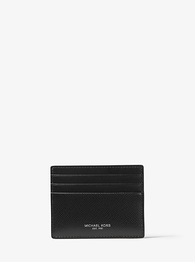 a176608dc977 Harrison Tall Leather Card Case
