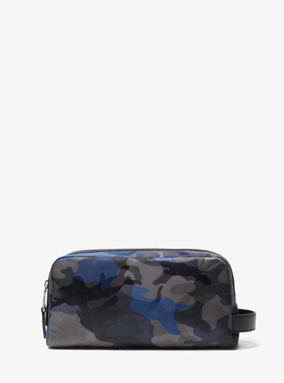 Kent Camouflage Nylon Travel Case
