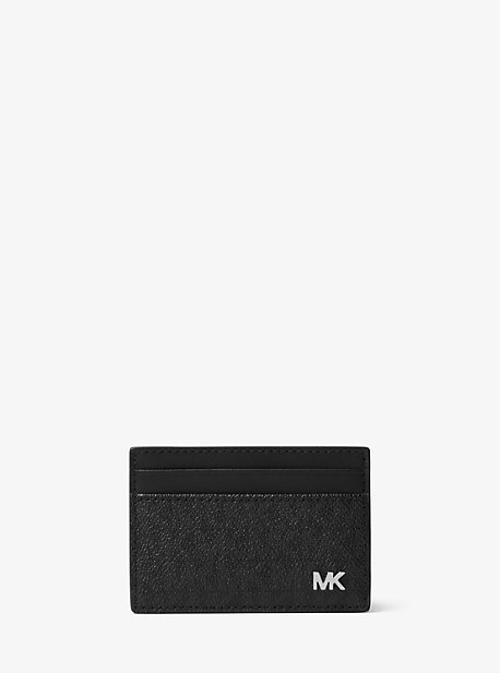887dbcc4fda0 Jet Set Money-clip Logo Card Case | Michael Kors