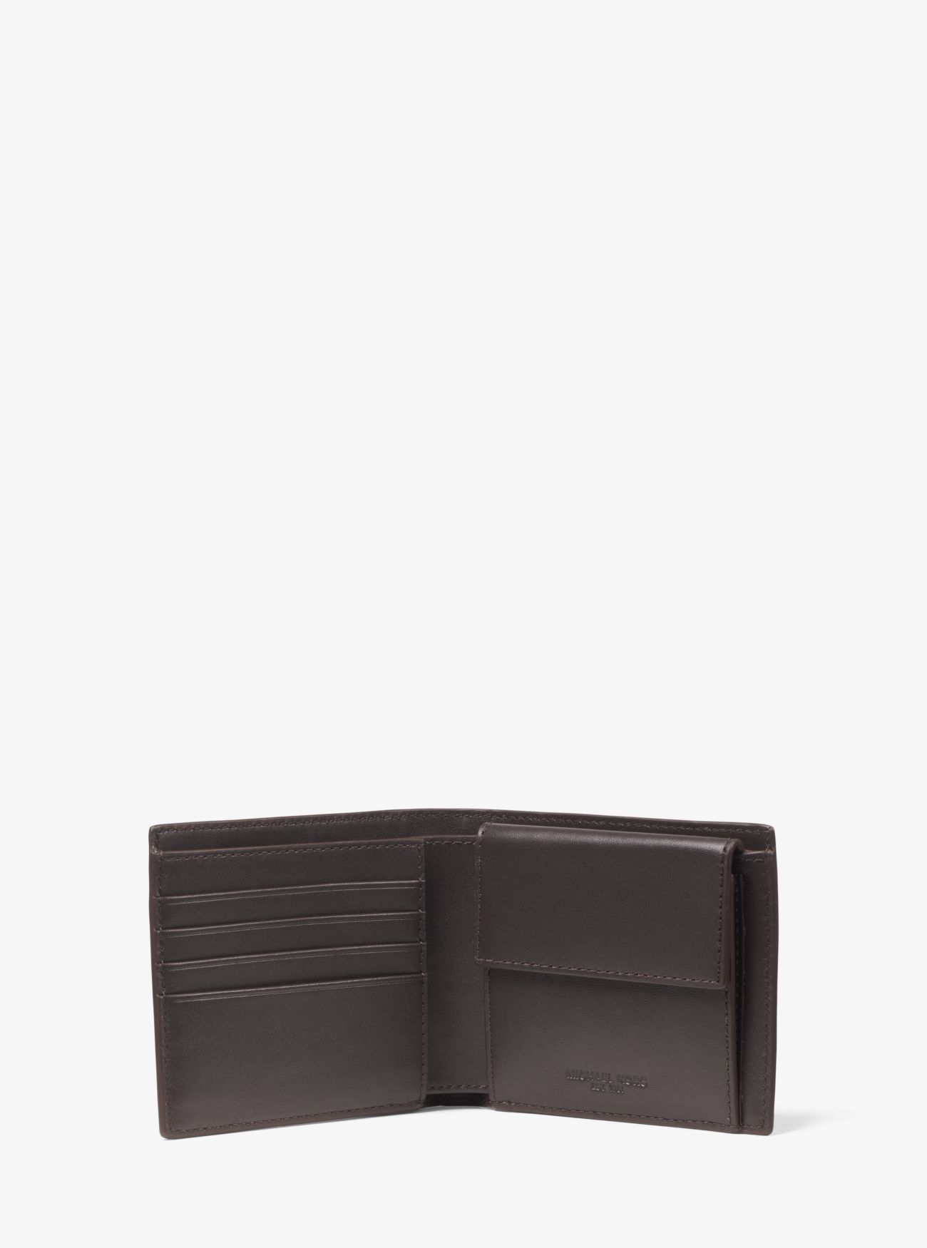 935a2eb82988 Jet Set Logo Billfold Wallet With Coin Pocket