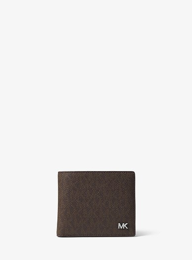 92ef69491c8ef Jet Set Logo Billfold Wallet With Passcase