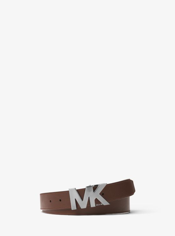 4 In 1 Saffiano Leather Belt Set by Michael Kors Mens