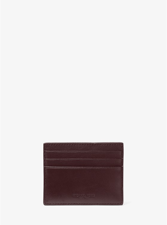 d02a88647d32 Odin Tall Leather Card Case preview0