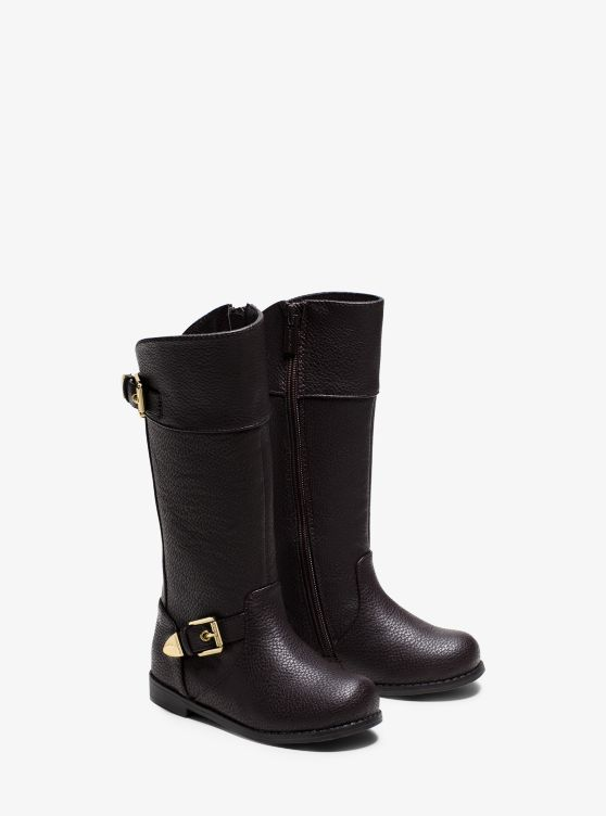 Girl's Emma Riding Boot, Toddler | Michael Kors