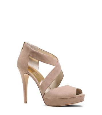 ef61250f387 Ariel Suede Platform Sandal. Find a Store. Sign Up for updates from Michael  Kors