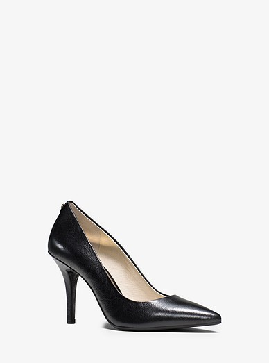 Flex Leather High heel Pump | Michael Kors