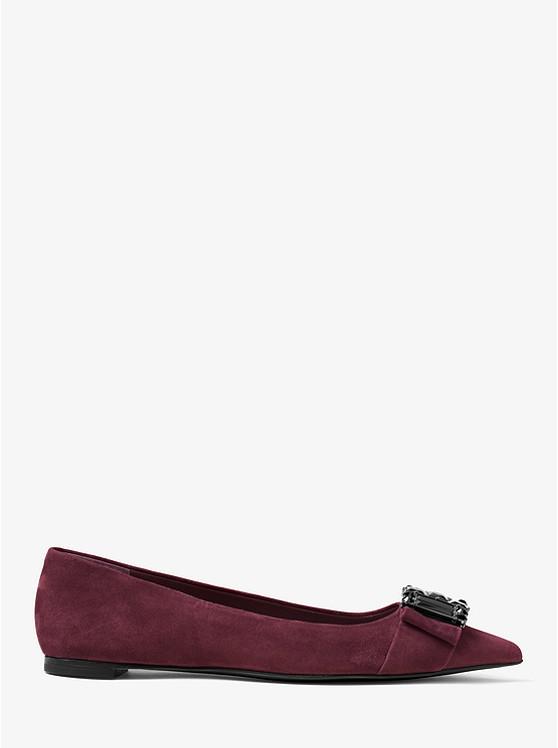 Patent Leather MICHELLE Ballet Flats Spring/summer Michael Kors yW0QA1