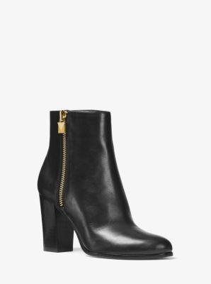 Michael Kors Ankle Boots Femme Noir SBIHpunm0