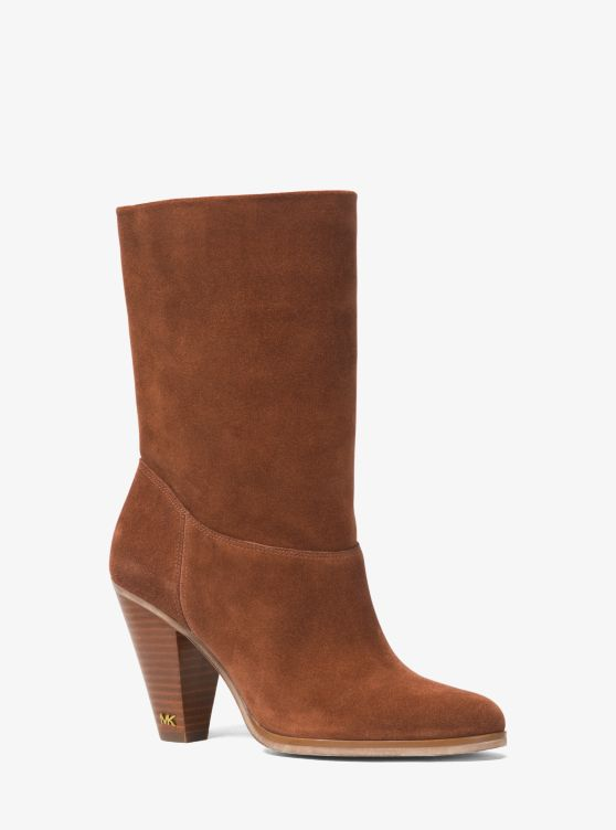 Divia Suede Ankle Boot