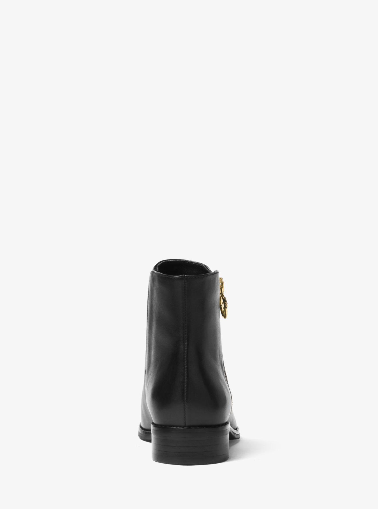 6f02b1d26d43 ... Jaycie Leather Ankle Boot. MICHAEL Michael Kors