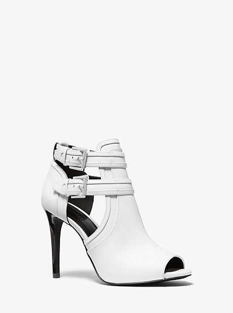 662dcbbf1f2 Designer Leather & Suede Boots & Ankle Boots | Shoes | Michael Kors