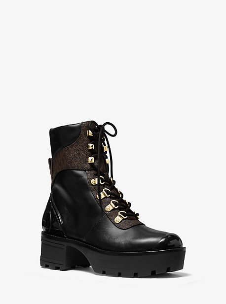 25b60b0ae6856 Designer Leather & Suede Boots & Ankle Boots | Shoes | Michael Kors