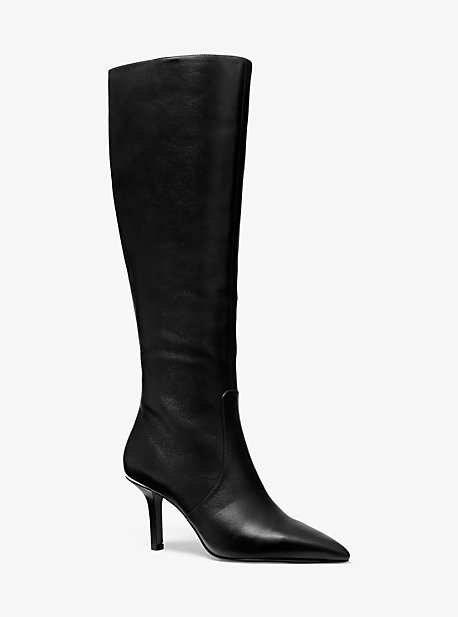 c17150e1d6f Designer Leather & Suede Boots & Ankle Boots | Shoes | Michael Kors