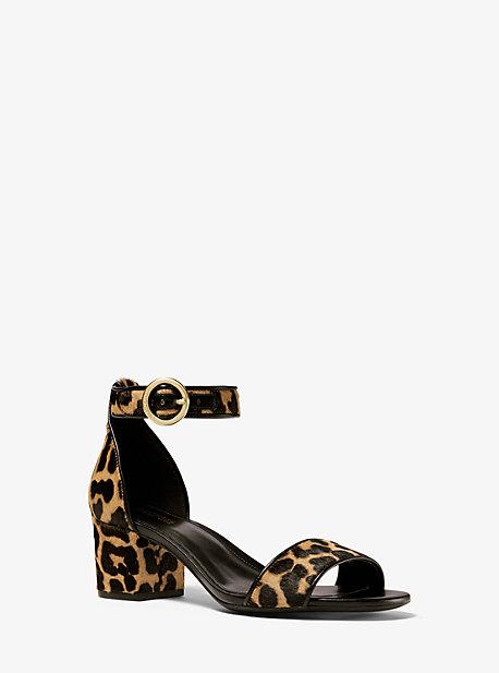 97abd24e4be61 Flat, Heeled & Wedge Sandals | Women's Shoes | Michael Kors
