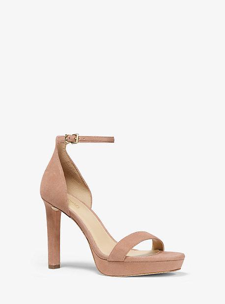 f21a033f990 Flat, Heeled & Wedge Sandals | Women's Shoes | Michael Kors