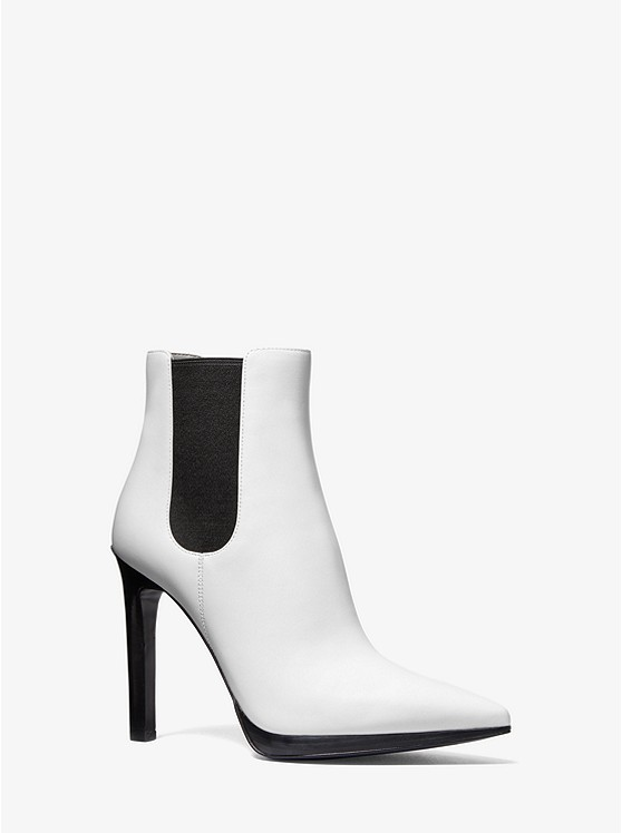 Brielle Leather Ankle Boot